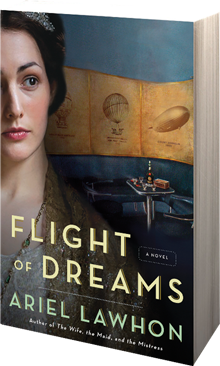 Flight of Dreams 3D book image