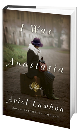 I Was Anastastia 3D Book